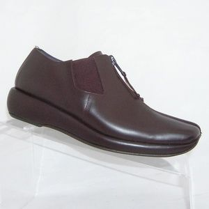 Donald J. Pliner 'Elicia' mahogany loafers 6M